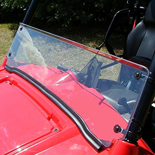 Polaris RZR 800 XP900 XP 900 570 XP4 RZR4 Half Windshield With Hardware Set (800s Rzr Hood compare prices)