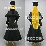 CXCOS eli0806 銀河鉄道999 メーテル 風 コスプレ衣装