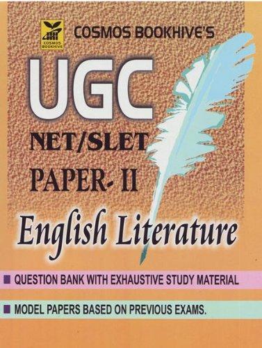 UGC NET/SLET Paper II English Literature