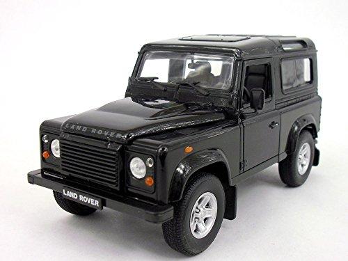 land-rover-defender-1-24-scale-diecast-metal-car-model-black