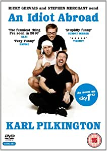 Karl Pilkington's An Idiot Abroad [DVD]