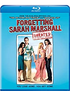 Forgetting Sarah Marshall (Unrated Blu-ray + DVD + Digital Copy)