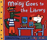Lucy Cousins Maisy Goes to the Library (Maisy)