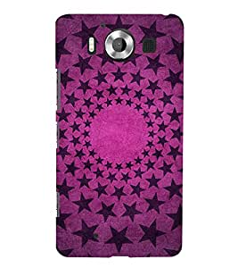 99Sublimation Galaxy Of Star Design 3D Hard Polycarbonate Back Case Cover for Microsoft Lumia 950, Nokia Lumia 950