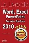 Le livre de Word, Excel, PowerPoint,...