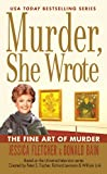 The Fine Art of Murder (Murder, She Wrote, Book 36)
