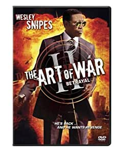 The Art of War II: Betrayal (Bilingual) [Import]