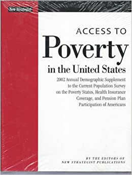 Causes of poverty in the United States