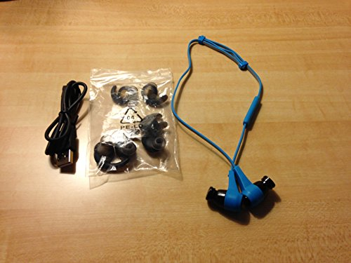 Jbl Reflect In-Ear Sports Bluetooth Headphones (Blue)