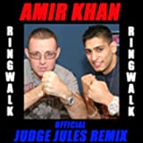 Power Hurts - Official Amir Khan Ringwalk
