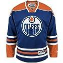 Edmonton Oilers Reebok Navy Premier NHL Jersey