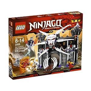 LEGO Ninjago Garmadon's Dark Fortress
