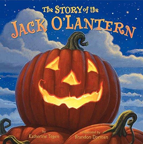 The Story of the Jack O'Lantern (Classic Jack O Lantern)