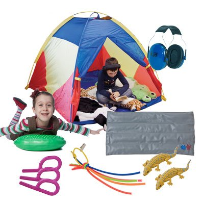 Corner Play Tent