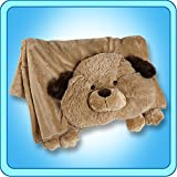 The Original My Pillow Pets Dog Blanket (Brown)