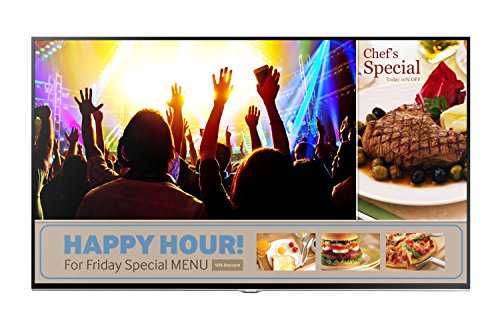 Samsung RM40D 40-Inch 1080p 60Hz Smart Signage TV (Electronic Menu compare prices)