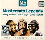 echange, troc Bobby Womack & Marvin Gaye & Curtis Mayfi Eld - Mastercuts Legends