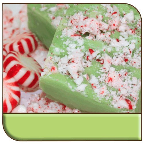Peppermint Stick Fudge