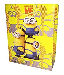 Untumble Minion themed Gift Bags (set of 10)