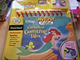 MY FIRST LEAPPAD DISNEY PRINCESS ENCHANTED COUNTING TALES