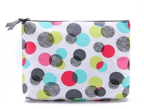 Thirty-One Bag Zipper Pouch In Punch Bowl front-191228