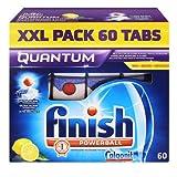 Finish Quantum Tabs Lemon / 60pcs.