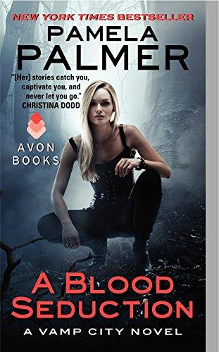 Image of A Blood Seduction: A Vamp City Novel