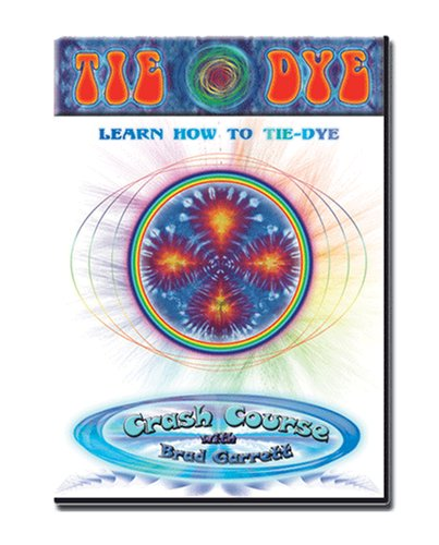 Tie Dye Crash Course - DVD