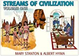 img - for Streams of Civilization: Earliest Times to the Discovery of the New World (Vol 1) (79555) book / textbook / text book