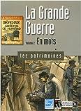 """Afficher """"La Grande guerre n° 2 En mots"""""""