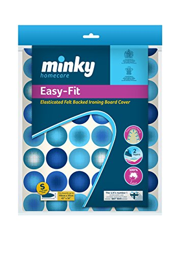 minky easy fit ironing board cover