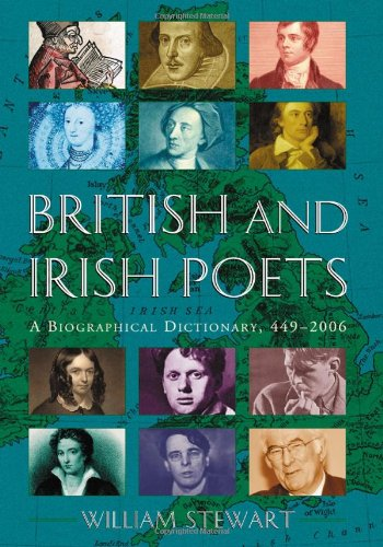 British and Irish Poets: A Biographical Dictionary 449-2006