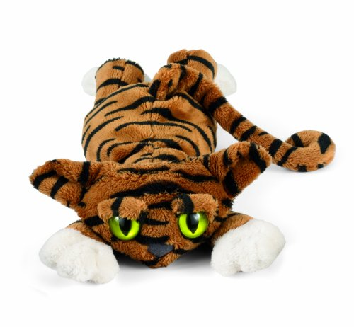 Manhattan Toy Lanky Cats Tiger Soft Toy