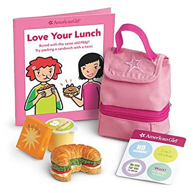 My AG School Lunch Set