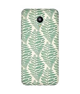 Green Leaves Meizu M2 Case