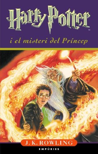 Harry Potter I El Misteri Del Príncep descarga pdf epub mobi fb2
