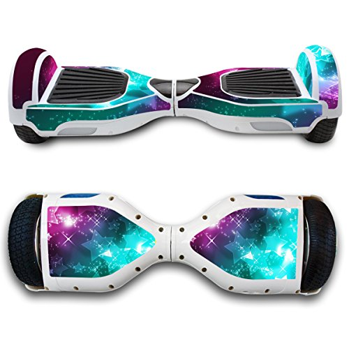Find Bargain Self-Balancing Scooter Skin Hover Electric Skate Board Sticker Self Balance Motorized L...
