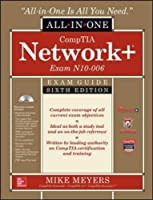 CompTIA Network+ All-In-One Exam Guide, 6th Edition (Exam N10-006) Front Cover