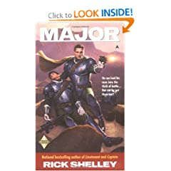 Major (Dirigent Mercenary Corps) by Rick Shelley