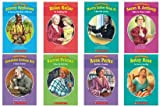 img - for Easy Readers Biographies Pack (8 Books) (Harriet Tubman: Follow the North Star, Betsy Ross: The Story of Our Flag, Rosa Parks: Bus Ride to Freedom, Martin Luther King, Jr.: A Man With a Dream, Helen Keller: An Inspiring Life, Alexander Graham Bell: A Famous Inventor, Johnny Appleseed: An American Who Made a Difference, Susan B. Anthony: Fighter for Women's Rights) book / textbook / text book