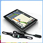 7 Inch GPS Navigation portable Wifi laptop Fm Wireless Car Rear View Camera mid Android4.0 Os