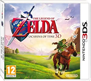 The Legend of Zelda: Ocarina of Time 3D (Nintendo 3DS) from Nintendo