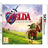 The Legend of Zelda: Ocarina of Time 3D (Nintendo 3DS)by Nintendo
