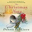 The Christmas Note (       UNABRIDGED) by Donna VanLiere Narrated by Donna VanLiere