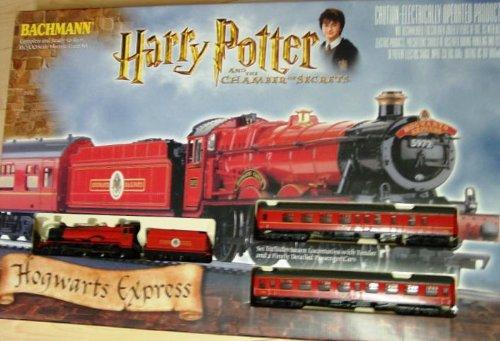 Hogwarts express electric train set value