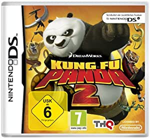 Kung Fu Panda 2 - [Nintendo DS]