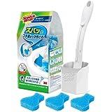 3M スコッチブライト トイレクリーナー 本体1個 リフィル3個 洗剤付 T-557-3HC 日用品 掃除用品 掃除用洗剤 [並行輸入品]