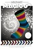 Lana Grossa Meilenweit Magico II 3518 100g Sockenwolle