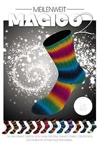 Lana Grossa Meilenweit Magico    3513 100g Sockenwolle