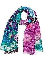 Desigual - allegra - foulard - imprimé - femme